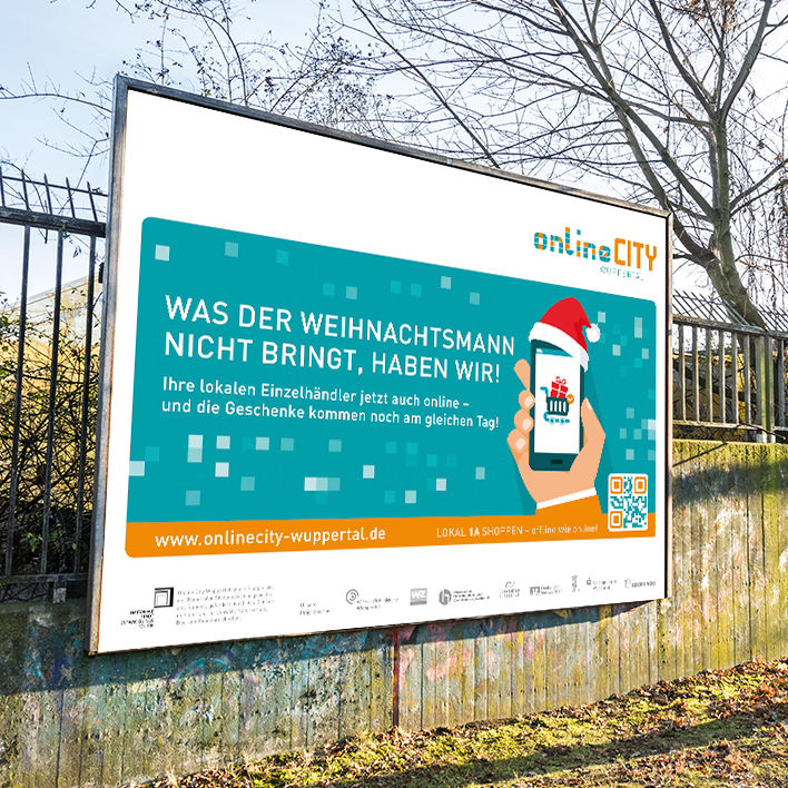 onlinecity wuppertal 18/1 wand